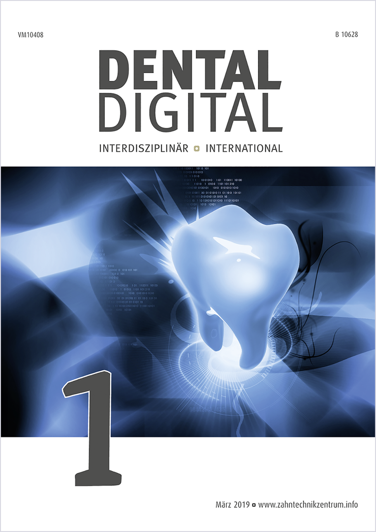 Dental Digital, Ausgabe 2019/1