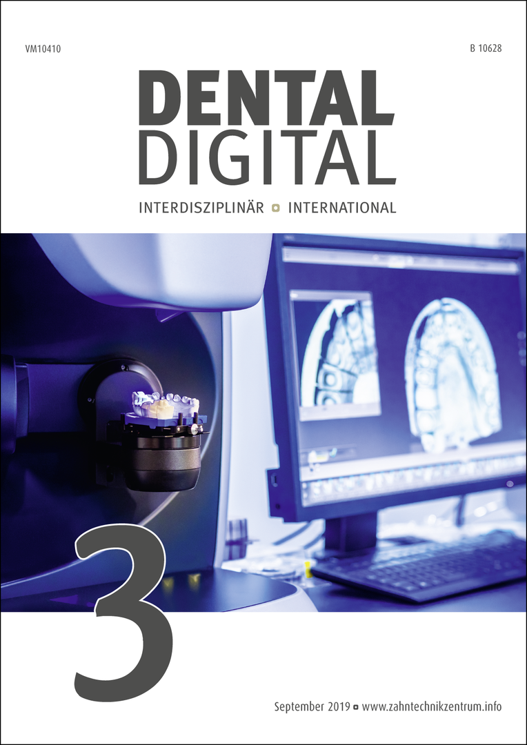 Dental Digital, Ausgabe 2019/3