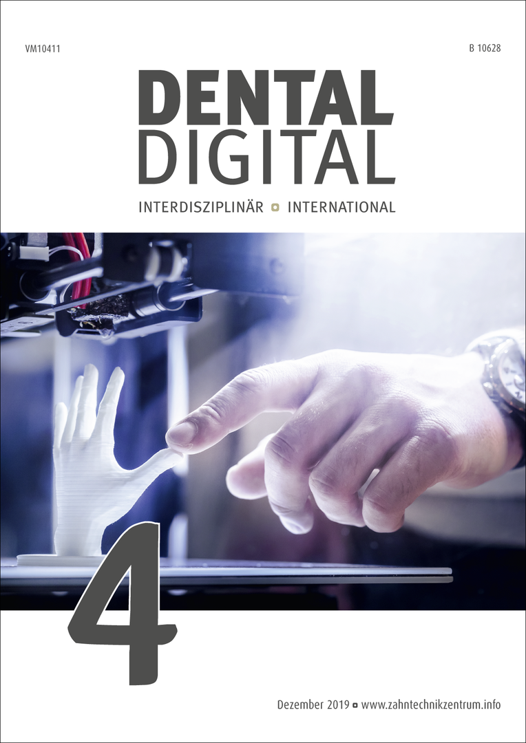 Dental Digital, Ausgabe 2019/4