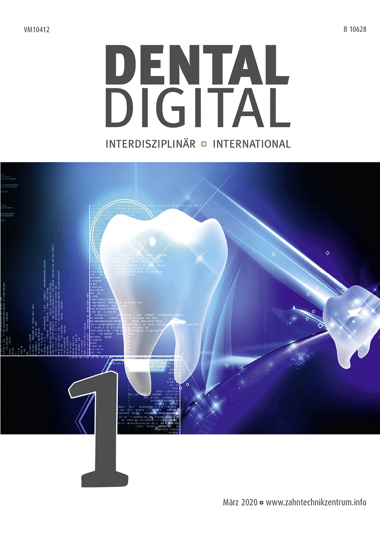 Dental Digital, Ausgabe 2020/1
