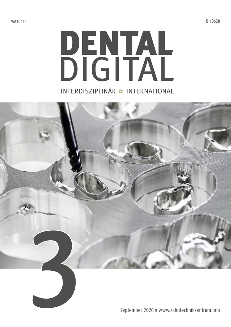 Dental Digital, Ausgabe 2020/3
